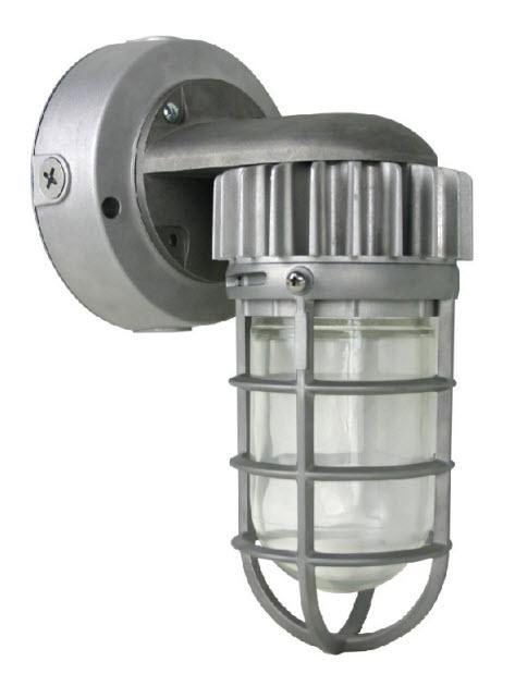 LED vaporproof wall mount light fixtures